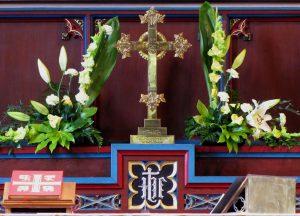 Altar Cross small