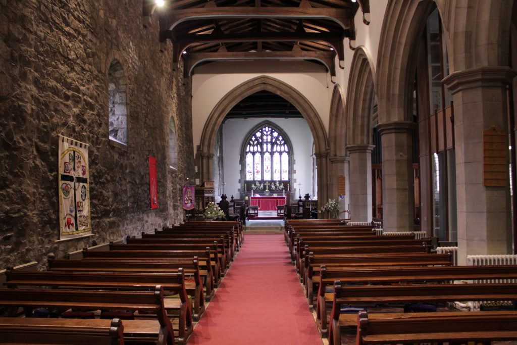 St Giles Nave
